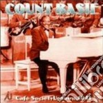 Cafe society uptown 1941 - basie count cd musicale di Count Basie