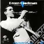 The rehearsal sess.40-41 cd musicale di Benny Goodman