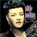 Control booth vol.1 - holiday billie cd musicale di Billie Holiday