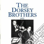 1955 - dorsey jimmy & tommy cd musicale di Dorsey brothers orchestra
