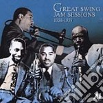 Great swing sessions - teagarden jack wilson teddy cd musicale di Jack teagarden & teddy wilson