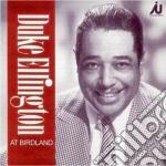 At birdland 1952 cd musicale di Duke Ellington