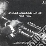 Miscellaneous davis 55-57 - davis miles mulligan gerry young lester monk thelonious cd musicale di Miles Davis