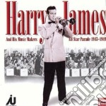 All star parade 1943 cd musicale di James Harry