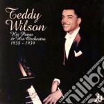 His piano & orch. 1938-39 - wilson teddy webster benny cd musicale di Teddy Wilson