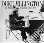 British connexion 1933-40 - ellington duke cd musicale di Duke Ellington