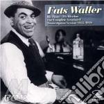 Associated transcr.35-39 - waller fats cd musicale di Fats Waller