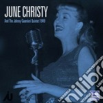 And johnny guarnieri 5tet cd musicale di June Christy