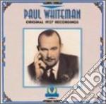 Original 1927 recordings - cd musicale di Paul whiteman orchestra