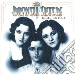 Collection vol.4 - boswell sisters cd musicale di The boswell sisters