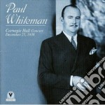 Carnegie hall concert '38 cd musicale di Paul Whiteman