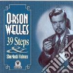39 steps/sherlock holmes cd musicale di Orson Welles