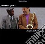 Feat.hank jones cd musicale di Jesper thilo quintet