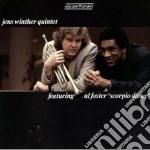 Skorpio dance cd musicale di Jens winther quintet