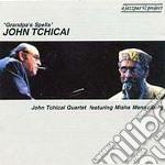 Grandpa's spells cd musicale di John tchicai & misha