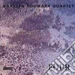 Four - cd musicale di Karsten hupmark quartet