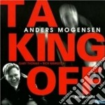 Anders Mogensen Quintet - Taking Off cd musicale di Anders mogensen quintet