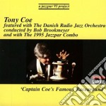 Jazzpar'95 - coe tony brookmeyer bob cd musicale di Tony coe & bob brookmeyer