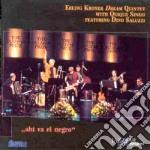 Ahi va el negro - saluzzi dino cd musicale di Earling kroner & dino saluzzi