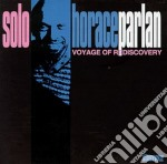 Solo voyage of rediscover - parlan horace cd musicale di Horace Parlan