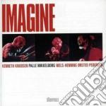 Imagine - cd musicale di N.h.pedersen/k.knudsen/p.mikke