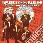 The odense concert 1963 - cd musicale di Papa bue's viking jazzband