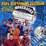 Live at mosebacke 1970 - cd musicale di Papa bue's viking jazz band