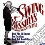 Fessor's Big City Band - Swing Sessions cd musicale di Fessor's big city ba