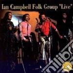 Live cd musicale di Ian campbell folk gr