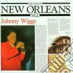 Sounds of new orleans 2 - cd musicale di Wiggs Johnny