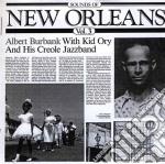Sounds of new orleans 3 cd musicale di Albert burbank with