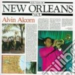 Sounds of new orleans 5 cd musicale di Alcorn Alvin
