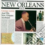 Sounds of new orleans 7 cd musicale di G.lewis & his new or