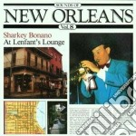 Sounds of new orleans 8 cd musicale di Bonano Sharkey