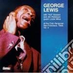 At club hangover vol.2 - cd musicale di George Lewis