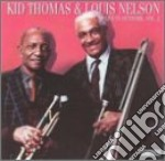 Live in denmark vol.2 - cd musicale di Kid thomas & louis nelson