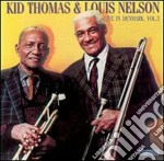 Live in denmark vol.3 - cd musicale di Kid thomas & louis nelson