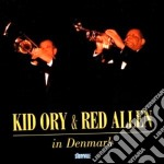 In denmark - ory kid cd musicale di Kid ory & red allen