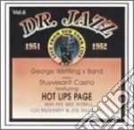 Dr.jazz vol.6 1951-1952 - russell pee wee cd musicale di George wettling & pee wee russ