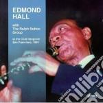 At the club hangover 1954 - hall edmond sutton ralph cd musicale di Edmond hall & ralph sutton gro