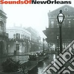 Sounds of new orleans cd musicale di V.a. new orleans