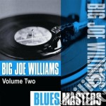 Blues masters vol.2 cd musicale di Big joe williams