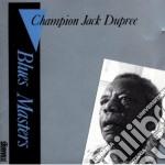 Blues masters vol.6 - dupree champion jack cd musicale di Champion jack dupree