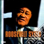 The honeydripper - sykes roosevelt cd musicale di Roosevelt Sykes