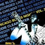 Chicago blues nights v.2 - dawkins jimmy cd musicale di Jimmy Dawkins