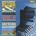 Barrel.blues b.woogie 2 - cd musicale di Speckled red/m.slim/s.slim & o