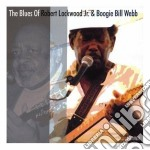 The blues of... cd musicale di Robert lockwood jr.