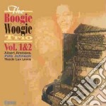 Vol.1 & 2 cd musicale di The boogie woogie tr