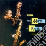 Live montmatre club v.3 - konitz lee marsh warne cd musicale di Warne marsh & lee konitz quart