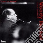 Live in warsaw cd musicale di Woody Herman